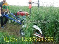 新款手扶收割机 收割机价格 稻麦收割机 芦苇收割机