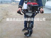 大功率二冲程四冲地钻挖坑机 种植机 冰钻头