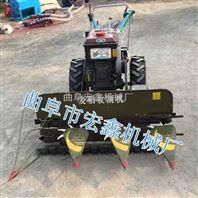 拖拉机动力辣椒割晒机 大型收割机 高效辣椒收割机