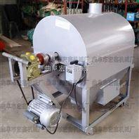 碳加热炒核桃机 炒板粟机 燃气加热炒货机价格