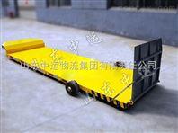 山东销售超低牵引平板拖车 平板拖车价格 平板拖车厂家直销