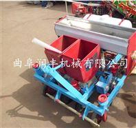 花生喷药覆膜机 花生播种机 拖拉机带动花生喷药覆膜机