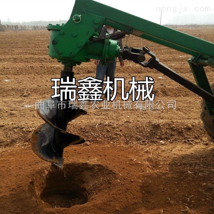 開封市植樹汽油挖坑機 果樹挖坑施肥機廠家