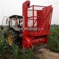 粉碎玉米秸秆回收机 秸秆利用养牛新技术