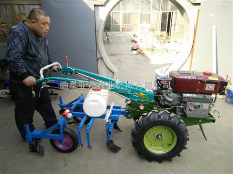 12马力小型田园旋耕手扶拖拉机