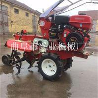土豆种植管理机农用手扶开沟机蔬菜开沟培土机