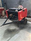 拖拉机牵引自动捡拾打捆机