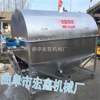50斤天然气炒货机 不锈钢炒货机 云南炒瓜子机厂家