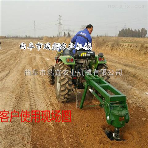 葡萄园苗圃种植移植专用挖坑机 挖坑打眼机 手提式栽树挖坑机
