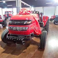 国三发动机拖拉机 常柴发动机果园王拖拉机价格