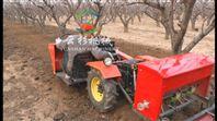 果园管理机 多功能小型四轮拖拉机
