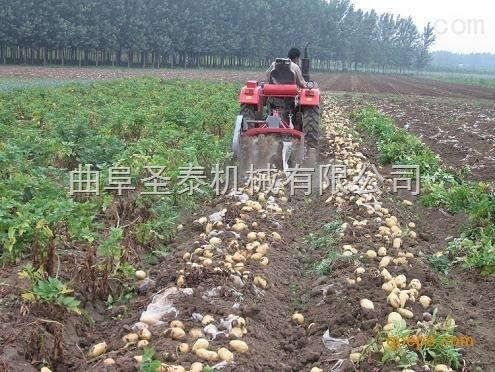 震动式土豆收获机 土豆收割机效果好