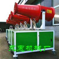 郑州市热销工程除尘雾炮机,大型果园农场雾炮打药机价格