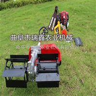背负式锄地机土锄草机小型背负式汽油动力除草机