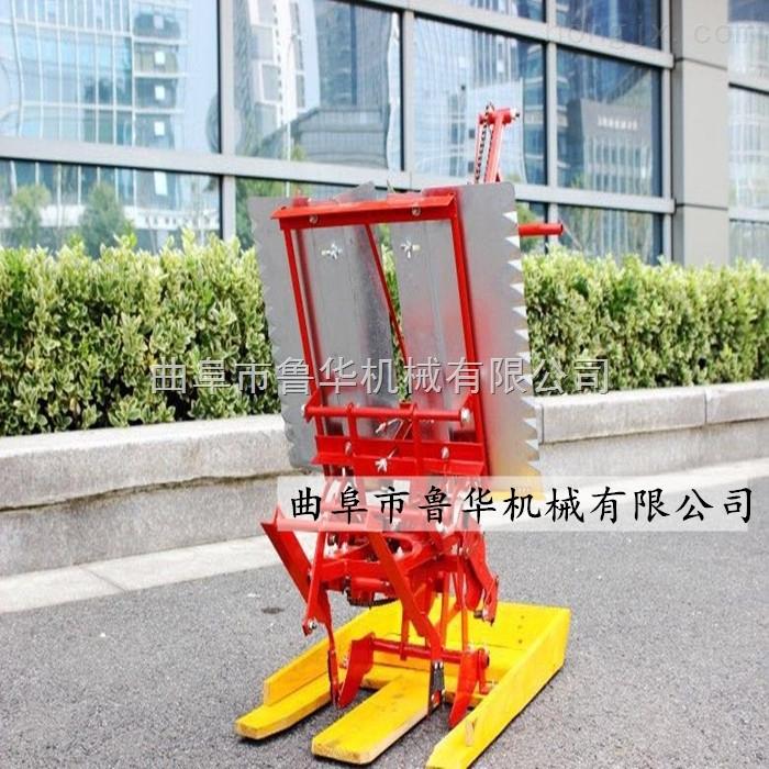 水稻插秧机型号 人力小型插秧机 自走式手动插秧机