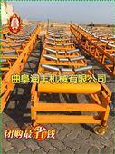 石块饲料加固输送机 多用途商用带式运输机