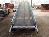 高效诚信生产皮带输送机厂家 土方矿石装卸输送机