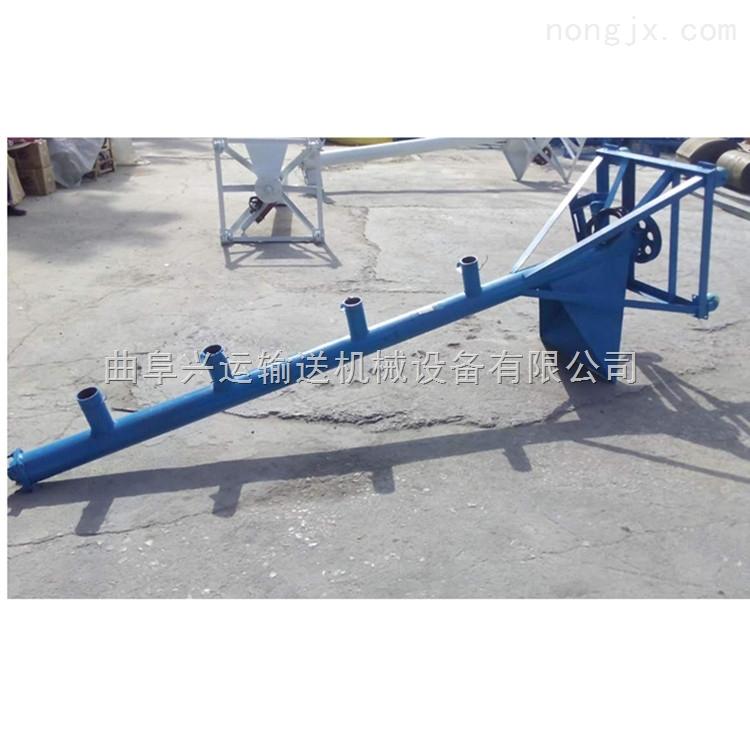 抚顺U型螺旋输送机型号生产厂家 防尘多功