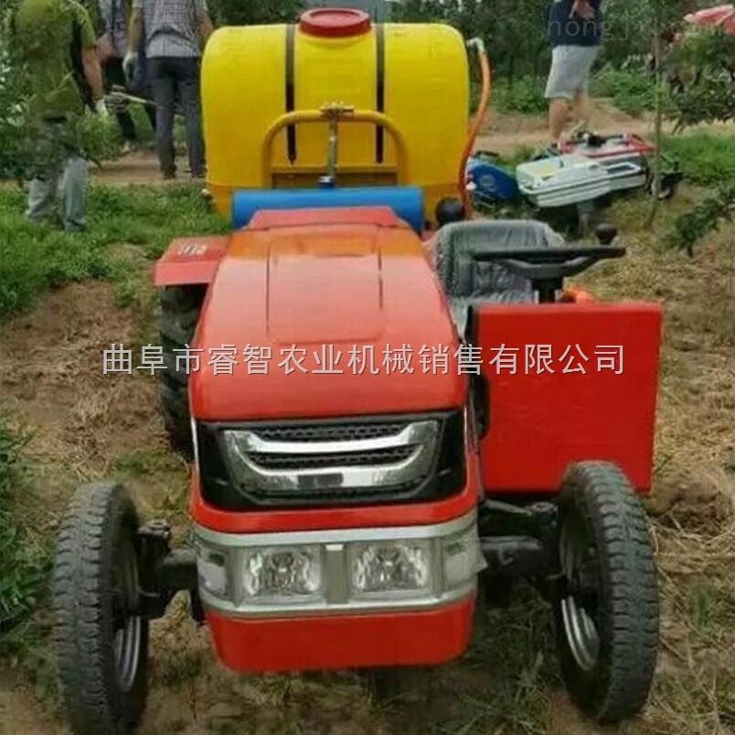雲南果園農田旋耕機小四輪拖拉機廠家