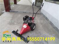 广东草坪修剪机 手推汽油草坪机 园林绿化草坪机