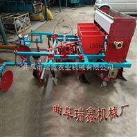 农用地膜笼罩机 广安多功效花生收获覆膜机