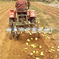 新型土豆收获机 小型花生收获机 四轮花生专用收获机