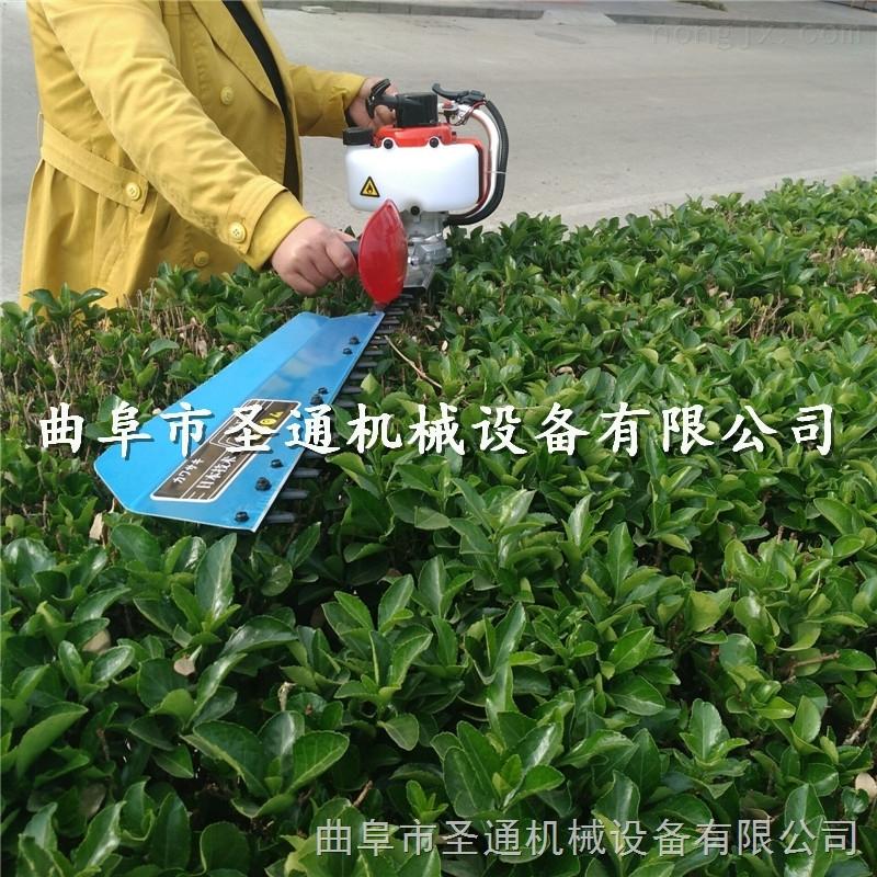 高效率多功能綠籬機,小型手持式茶園修剪機