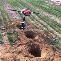 黄石手提挖坑机 园林种树树坑机厂家直销
