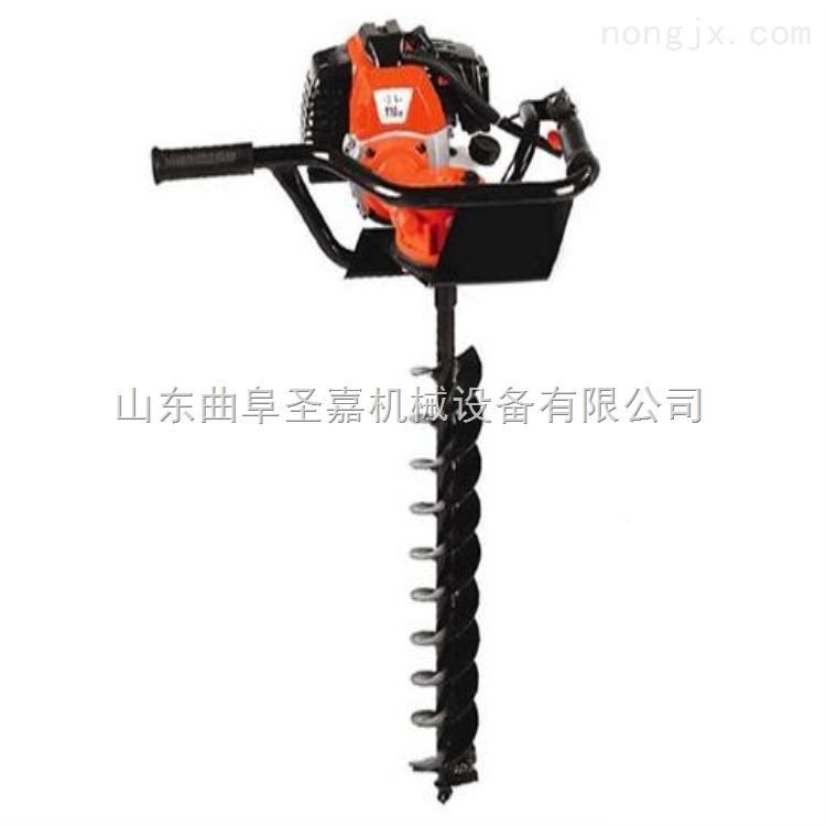 山西电线杆挖坑机价格 单人手提挖坑机哪家好