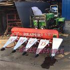 辣椒黄豆收割机 大马力汽油割晒机 苜蓿草收割机
