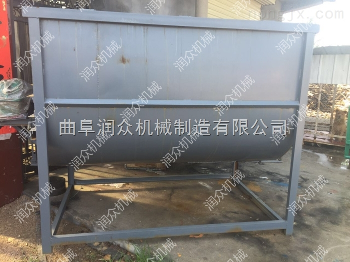 RZ-WJ-1-全自动卧式干粉搅拌机 多功能混料搅拌机