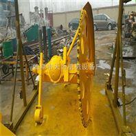 厂家直销链条式开沟机 管道开沟机 大型挖沟机