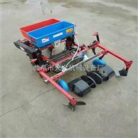 农田耕种覆膜机 拖拉机带地膜覆盖机