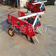四轮带动60/70/80厘米割幅宽度收获机无破损土豆收获机报价