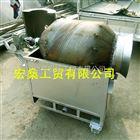 不锈钢炒货机 200斤电加热炒锅 炒板栗机