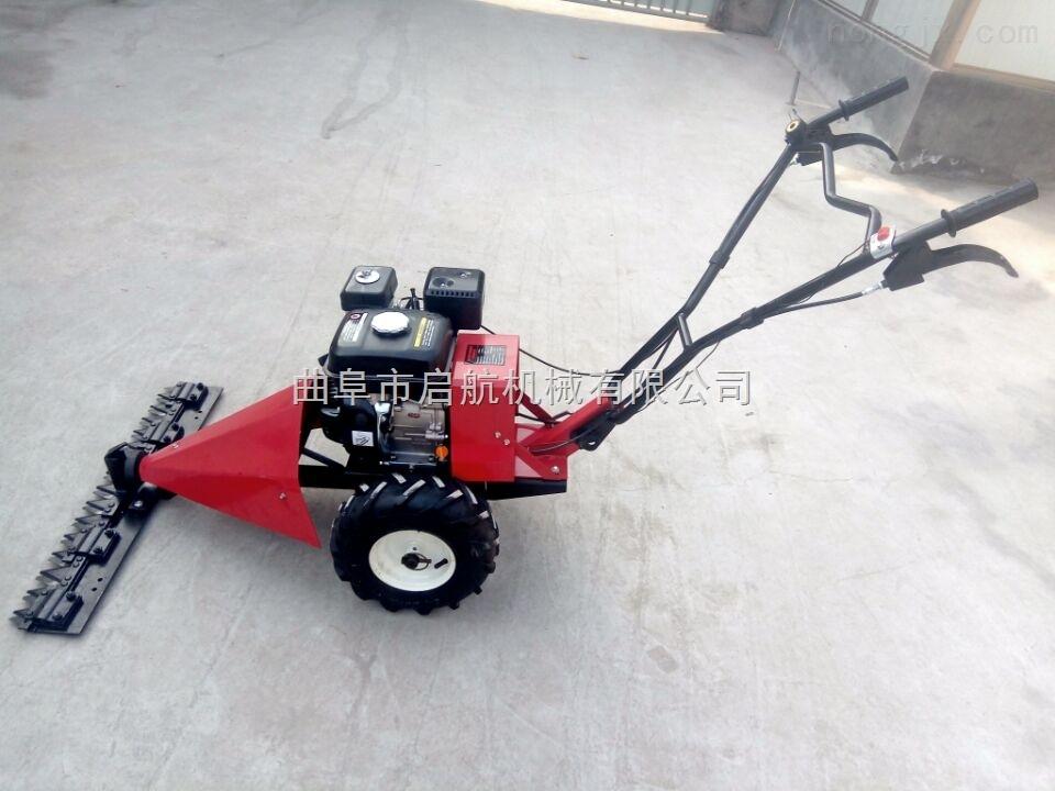 园林机械割草机 手推式果园割草机 自走式剪草机厂家
