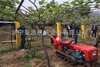 履带式果园开沟旋耕管理机  履带果园种树开沟机厂家