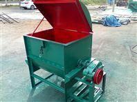 混合饲料搅拌机 304不锈钢搅拌机 猪饲料卧式粉碎搅拌混合机