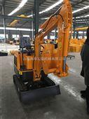 专业生产小挖机厂家 微型多功能挖掘机价格 全移动小挖机供应厂家