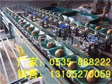 XGJ-MHT陕西周至供应猕猴桃电脑选果机,自动分选猕猴桃大小的分拣设备,猕猴桃智能选果机