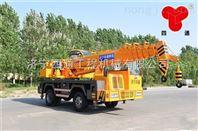 济宁四通供应10吨变形金刚吊车欢迎来厂考察