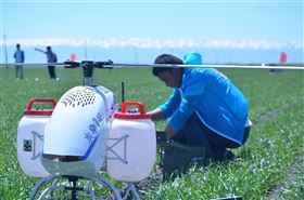 农业植保机械优势