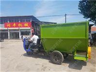 养殖撒料车规格 饲料喂料机 电动撒料车