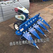 芦苇茴香收割机 省力小型农用割晒机 水稻谷子收割机