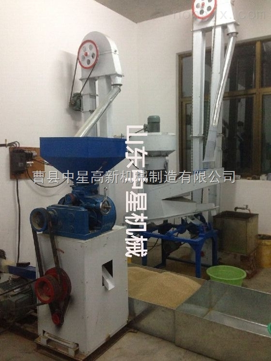 加工藜麦成套设备 新型藜麦加工设备 杂粮加工设备 藜麦专用脱皮机