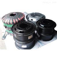 CN2038砂纹钢 大号房间垃圾桶-砂纹钢活动钢圈 245×300mm