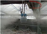 干雾加湿工程