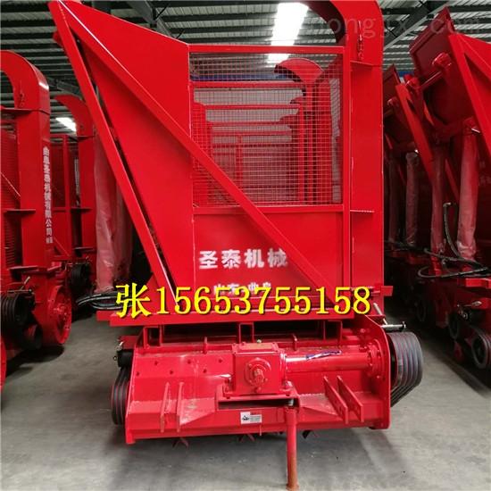 青儲秸稈收獲機價格   玉米秸稈粉碎回收機