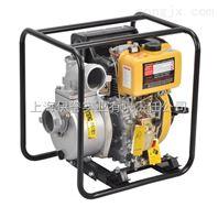 口径100mm4寸柴油机水泵价格