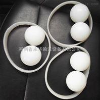 振动筛用橡胶球\25mm橡胶球\环保无毒硅胶球